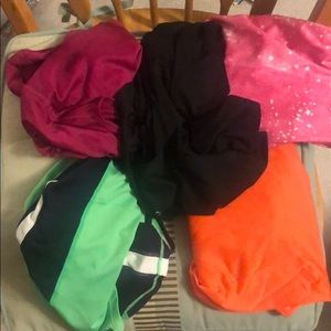 Lot of Nike tanks